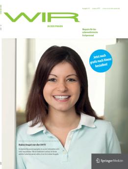 Wir in der Praxis - Cover - Ausgabe01-201901