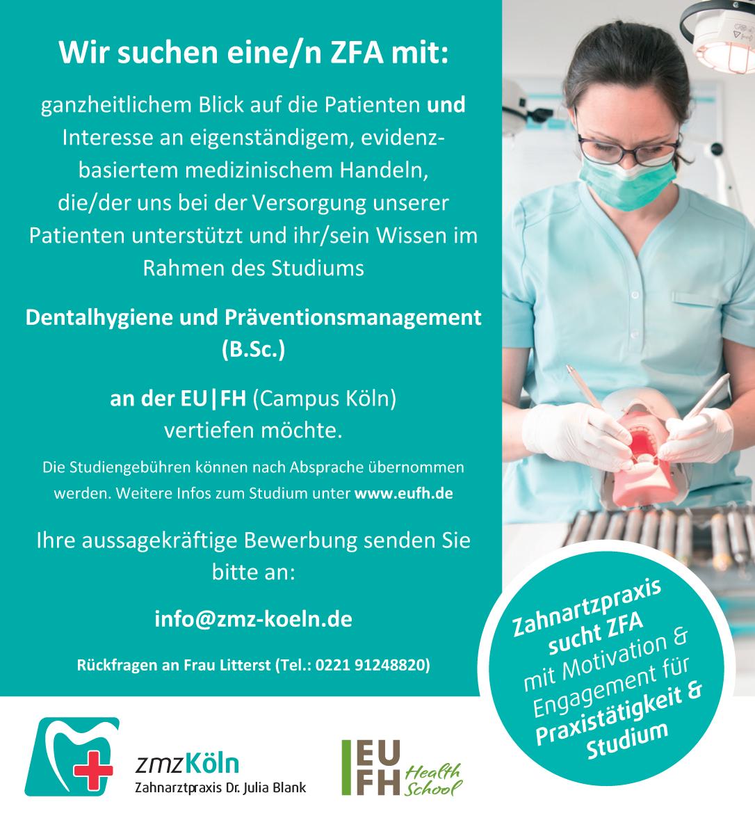 Zahnarztpraxis Dr. Julia Blank, Köln