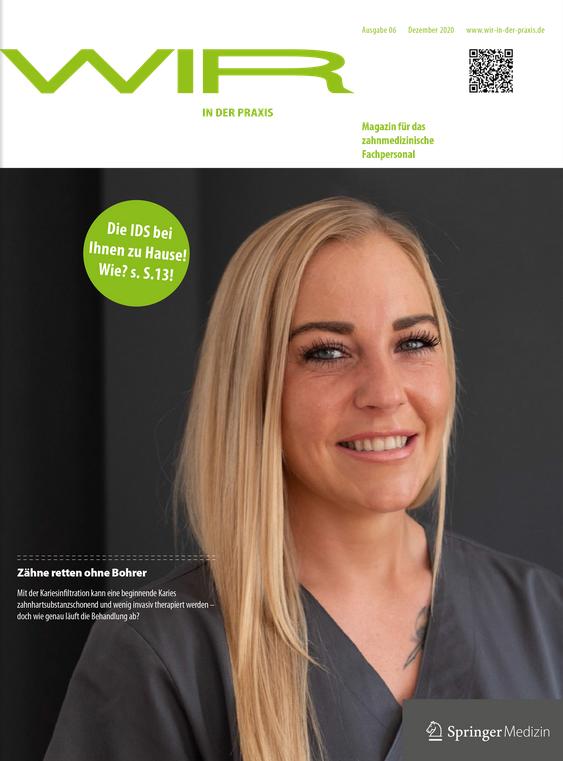 Wir in der Praxis - Cover - Ausgabe06-202012